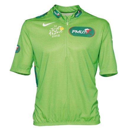 Maillot vert du Tour de France 2010