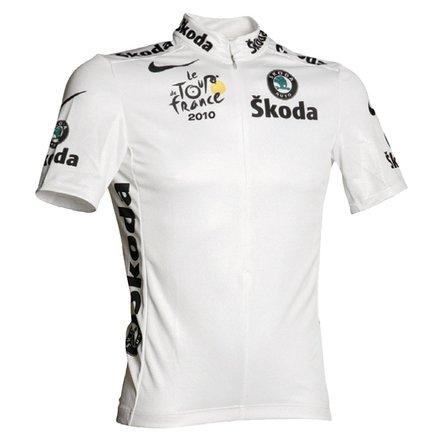 Maillot blanc du Tour de France 2010