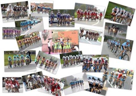 Джиро д'Италия-2010: Командный зачет
