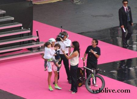 Джиро д'Италия-2010: Верона. Блистательный финал