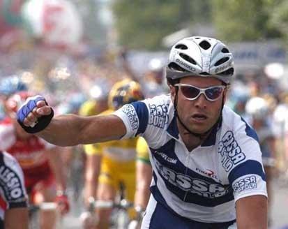 Победа Петакки на 3-м этапе ТдФ 2003