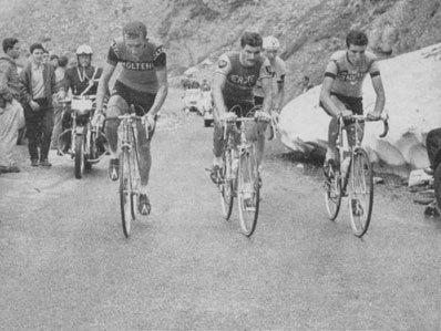 Мотта, Пулидор, Джимонди на Турмале 1965