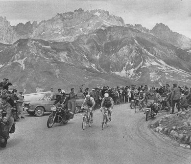 16-й этап Тур де Франс 1966