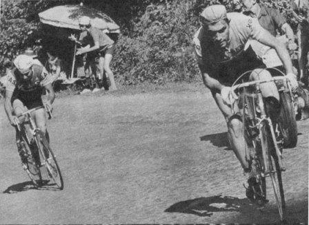 Исторические факты и рекорды Тур де Франс. Часть 2, 1949-1979