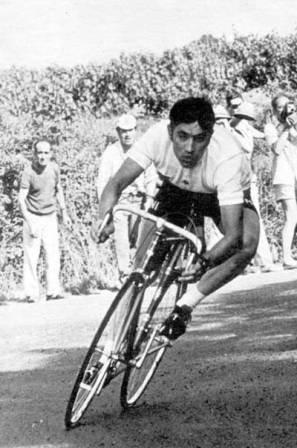 Меркс на 13-м этапе ТдФ 1971