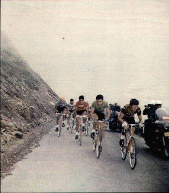 8-й этап Тдф 1972