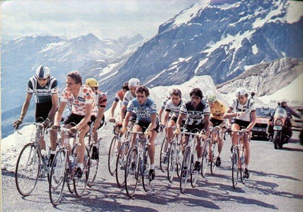 Страницы истории велоспорта: Тур де Франс - 1980