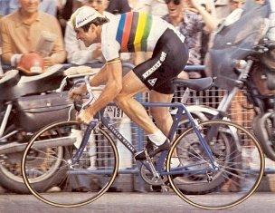 Бернар Ино на прологе 1981