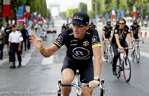 Прощание с Тур де Франс