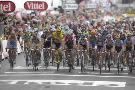 Тур де Франс 2010, 2-й этап до Спа