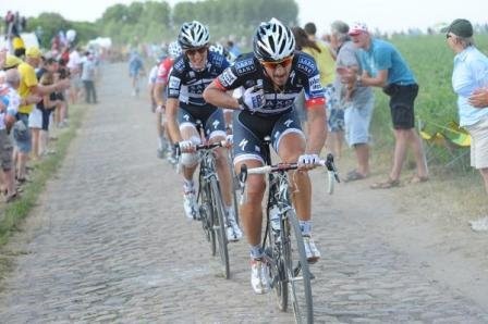 Тур де Франс 2010, этап до Аренберга