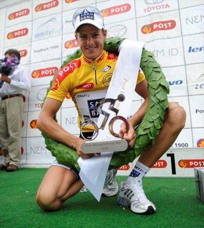 Тур де Франс-2010. Белая майка: фавориты