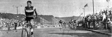Страницы истории велоспорта: Тур де Франс - 1957