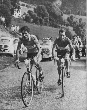Страницы истории велоспорта: Тур де Франс - 1959