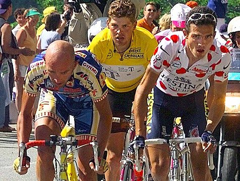 Страницы истории велоспорта: Тур де Франс - 1997