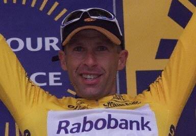 Марк Ваутерс 2-й этап Тур де Франс 2000