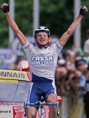 Сергей Иванов, победа на 9-м этапе ТдФ 2000