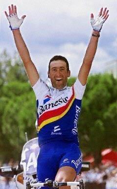 Висенте Гарсиа-Акоста на Тур де Франс 2000