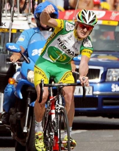 Страницы истории велоспорта: Тур де Франс - 2006