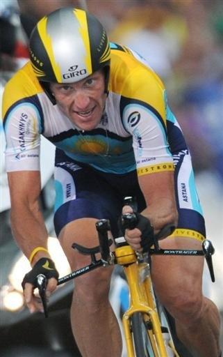 Lance Armstrong (Astana)