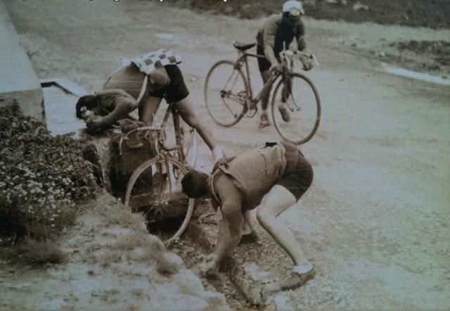 Страницы истории велоспорта: Вуэльта Испании - 1936