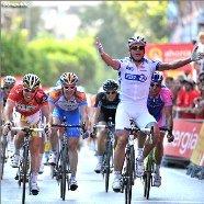 Победа Евгения Гутаровича на 2-м этапе Вуэльты