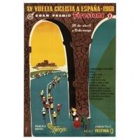 Logo Vuelta a Espana-1960