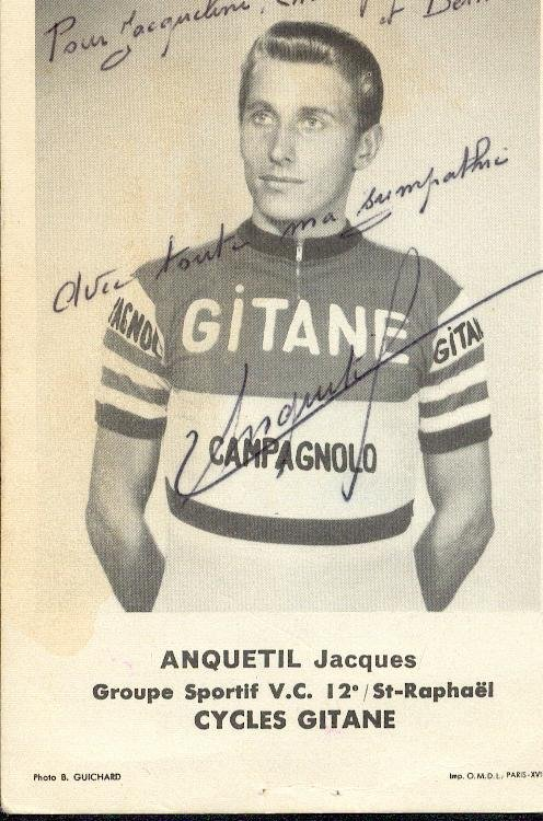 Жаку Анкетилю (Jacques Anquetil)