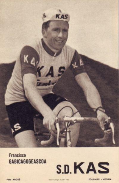 Франсиско Габику (Francisco Gabicacogeascoa Ibarra)