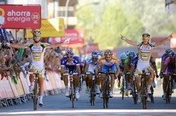 Впечатления от 12-го этапа Вуэльты Испании-2010