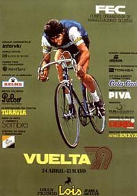 Страницы истории: Vuelta a Espana-1979
