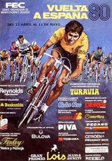 Страницы истории: Vuelta a Espana-1980