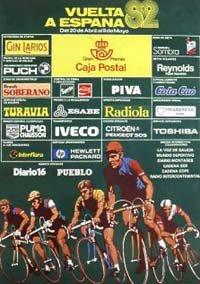 Страницы истории: Vuelta a Espana-1982