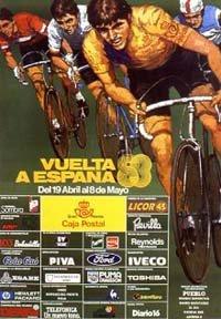 Страницы истории: Vuelta a Espana-1983