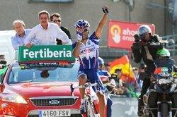 Впечатления от 14-го этапа Вуэльты Испании-2010
