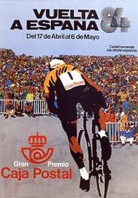 Страницы истории: Vuelta a Espana-1984