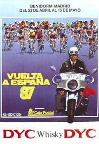 Страницы истории: Vuelta a Espana-1987