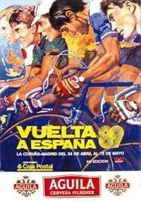 Страницы истории: Vuelta a Espana-1989