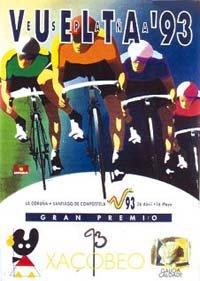 Страницы истории: Vuelta a Espana-1993