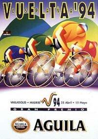 Страницы истории: Vuelta a Espana-1994