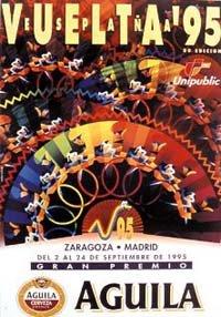Страницы истории: Vuelta a Espana-1995