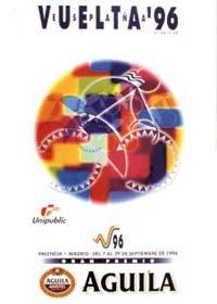 Страницы истории: Vuelta a Espana-1996