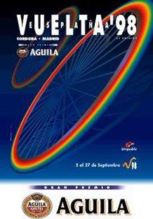 Страницы истории велоспорта: Вуэльта Испании - 1998