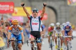 Впечатления от 19-го этапа Вуэльты Испании-2010