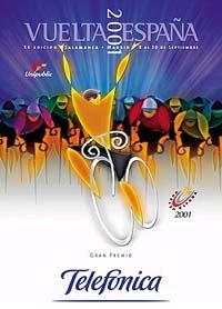 Страницы истории велоспорта: Вуэльта Испании - 2001