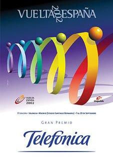 Страницы истории велоспорта: Вуэльта Испании - 2002