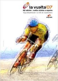 Страницы истории велоспорта: Вуэльта Испании - 2007