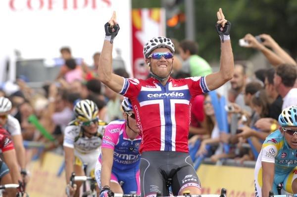 Страницы истории велоспорта: Вуэльта Испании - 2010