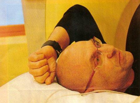 """Лоран Финьон:  """"Я не хочу умирать в пятьдесят лет!"""""""