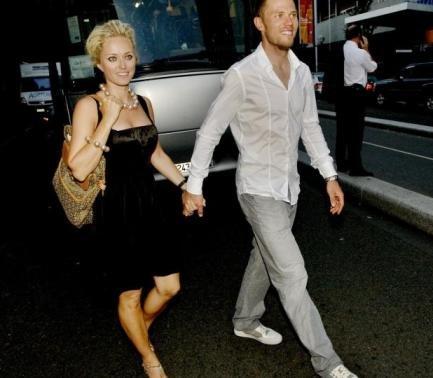 Тор с женой Сюзанной